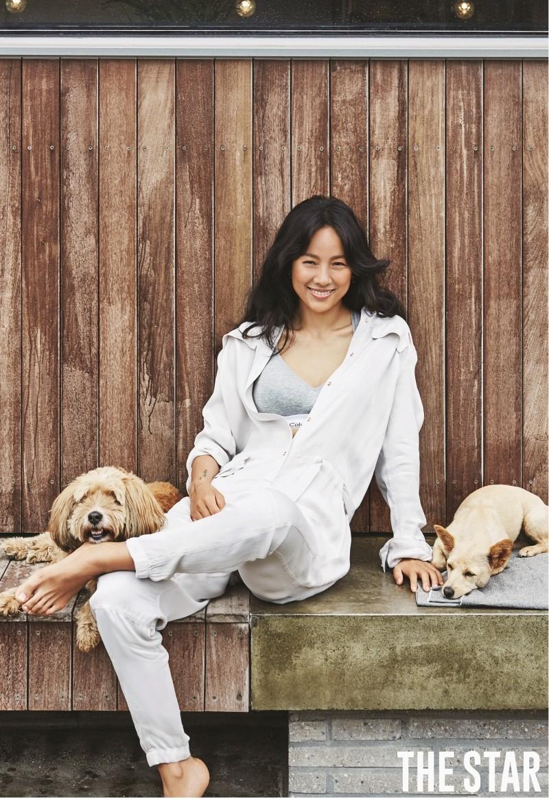 Lee Hyori, the star, dog [PH201025023445]