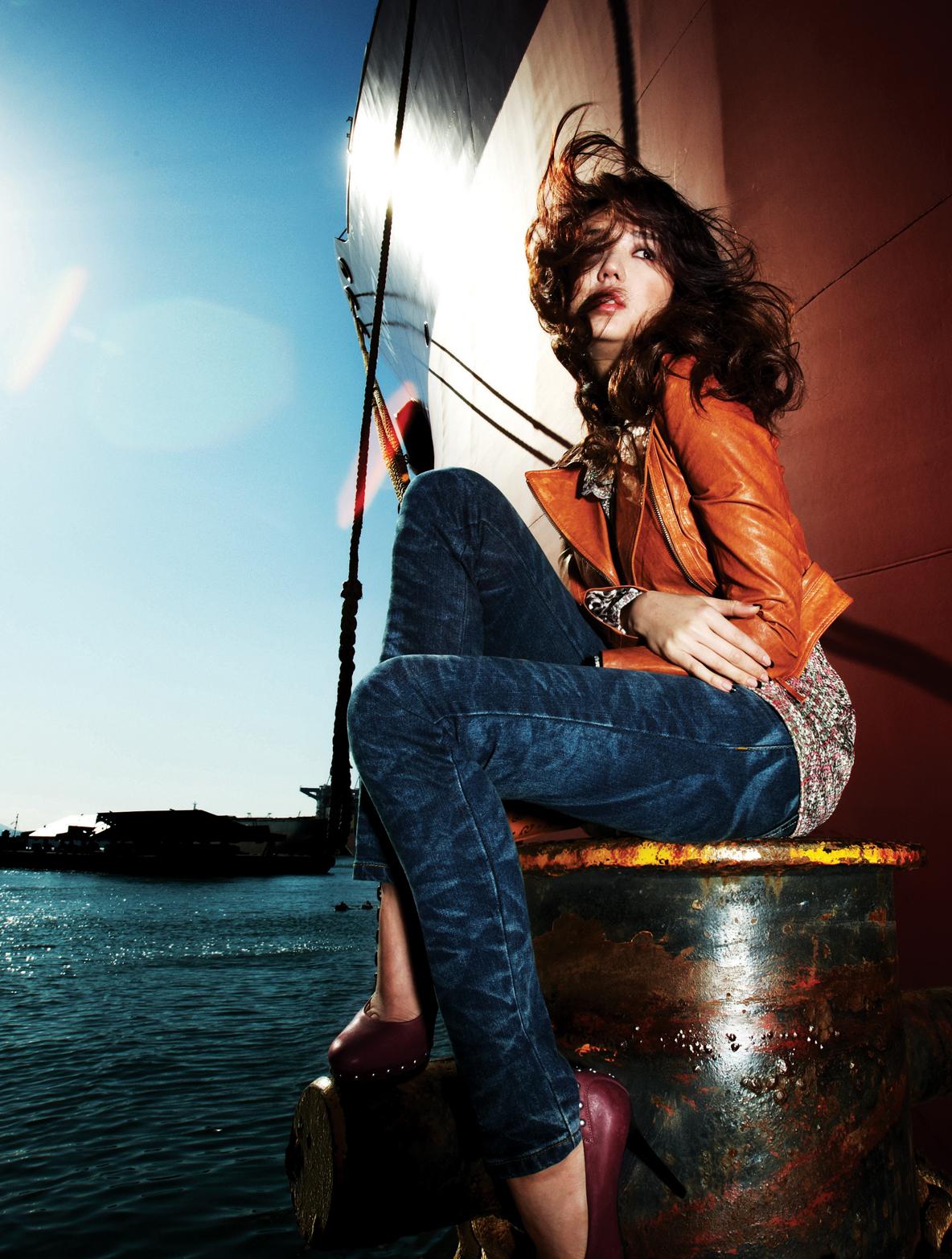 Yoon Eun Hye, Baby V.O.X, fashion, seaport [PH201027083340]