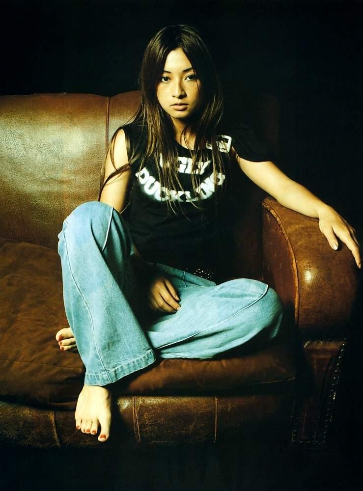 Tomiko Van, Do As Infinity, barefoot [PH201027083314]