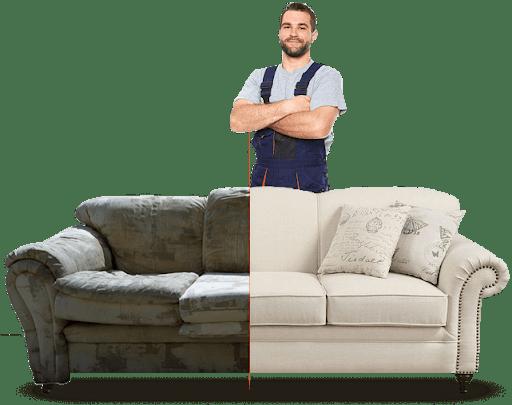 Преимущества обивки мебели