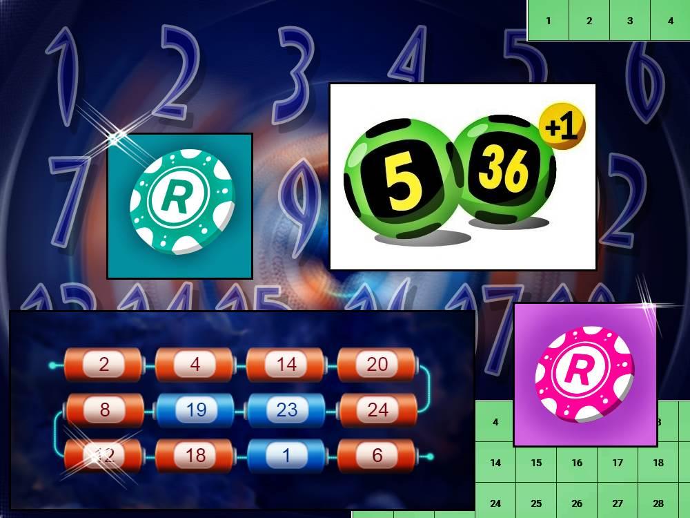 Архивы тиражей лотереи 5 из 36 и рапидо, постоянное обновление
