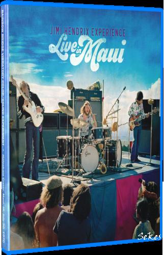 Jimi Hendrix - Experience Live In Maui 1970 (2020, Blu-ray)