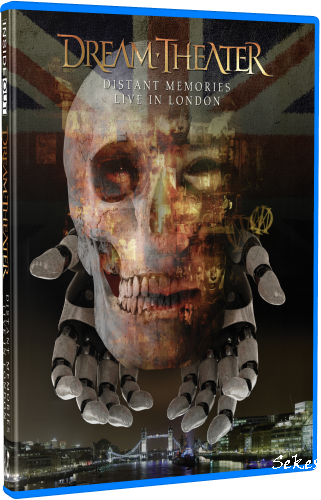 Dream Theater - Distant Memories Live in London (2020, 2xBlu
