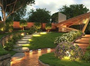 Нужен ландшафтный дизайн в Ташкенте