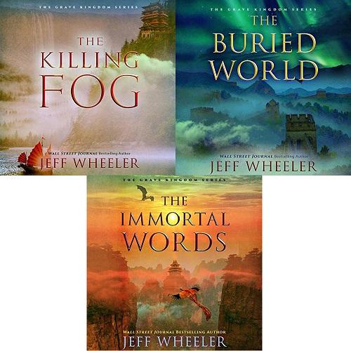 The Grave Kingdom Series Book 1-3 - Jeff Wheeler
