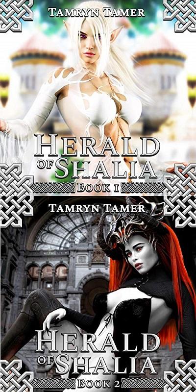 Herald of Shalia Series Book 1-2 - Tamryn Tamer