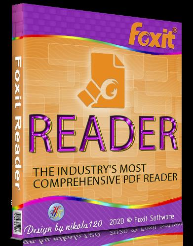 Foxit Reader 10.1.1.37576 RePack (& Portable) by elchupacabra [2020, Multi/Ru]