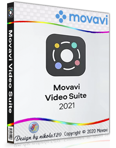 Movavi Video Suite 21.1.0 RePack (& Portable) by elchupacabra [2020,Multi/Ru]