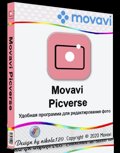Movavi Picverse 1.0.0 (x64) RePack (& Portable) by elchupacabra [2020,Multi/Ru]