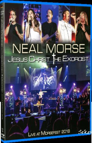 Neal Morse - Jesus Christ The Exorcist (2020, Blu-ray)