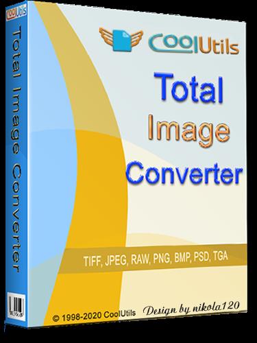 CoolUtils Total Image Converter 8.2.0.229 RePack (& Portable) by elchupacabra [2020,Multi/Ru]