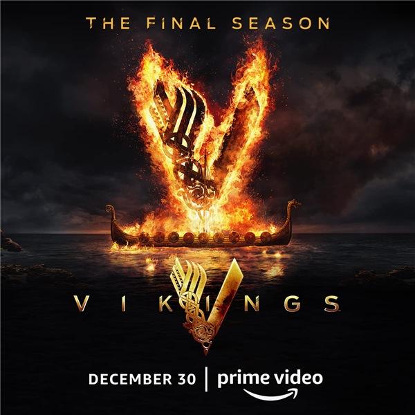 Немного о кино. Викинги. Финал последнего сезона (2020)