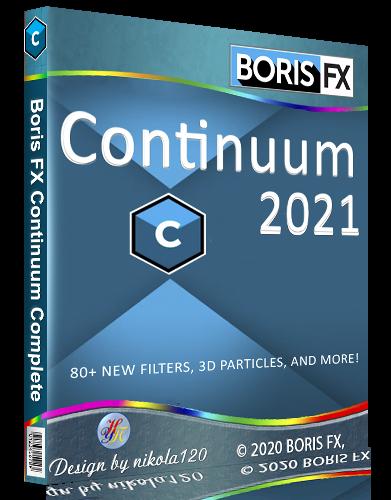 Boris FX Continuum Complete 2021 v14.0.1.602 (PlugIns OFX) 2021 v14.0.1.602 [2020,En]