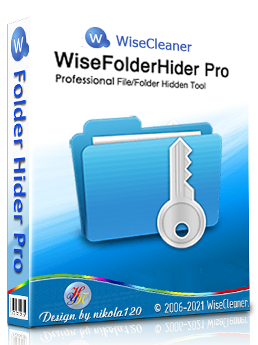 Wise Folder Hider Pro 4.3.7.196 RePack (& Portable) by elchupacabra [2021,Multi/Ru]