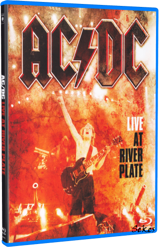 AC/DC - Live At River Plate (2011, Blu-ray)