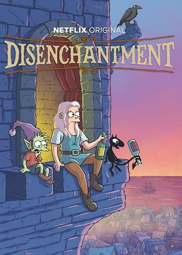 Разочарование / Disenchantment [S03] (2021) WEBRip 1080p | Пифагор