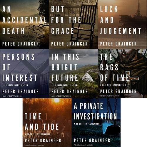 DC Smith Series Books 1-8 - Peter Grainger