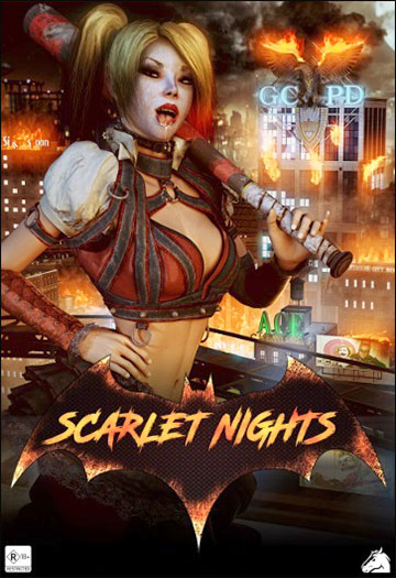 Scarlet Nights Ep.01 - Fever (2016) WEB-DL 720p