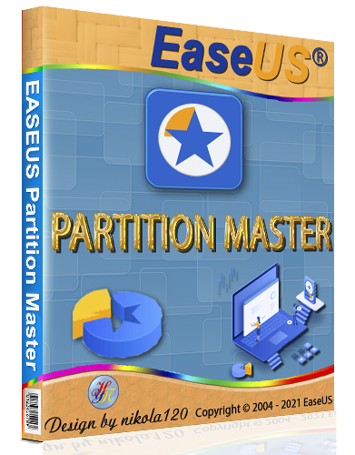 EASEUS Partition Master 15.5 Server / Professional / Technican / Unlimited Edition [2021,Multi/Ru]