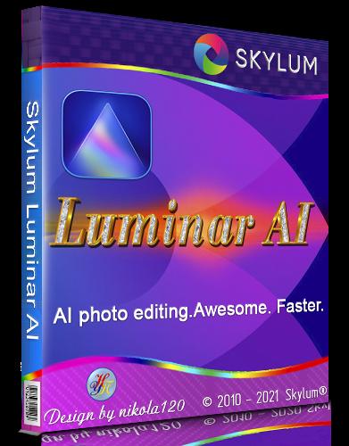 Skylum Luminar AI 1.0.1.7514 RePack (& Portable) by elchupacabra [2021,Multi/Ru]