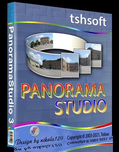 PanoramaStudio 3.5.5 Pro RePack (& Portable) by TryRooM [2021, Ru/En]