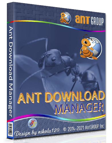 Ant Download Manager Pro 2.2.0 Build 76444 RePack (& Portable) by xetrin [2021,Multi/Ru]