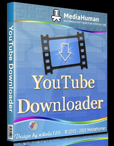 MediaHuman YouTube Downloader 3.9.9.52 (0202) RePack (& Portable) by TryRooM [2021,Multi/Ru]