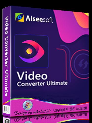 Aiseesoft Video Converter Ultimate 10.2.6 RePack (& Portable) by elchupacabra [2021,Multi/Ru]