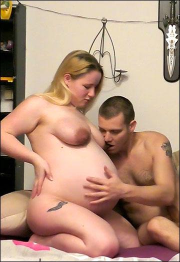 Meliss Vurig - Трахнута в нескольких позах на 35 недели беременности / Zwanger 35 Weken Heeft Zeg in Meerdere Posities / Pregnant 35 Weeks But Fucked In Multiple Poses (2018) CAMRip 1080p |