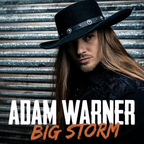 Adam Warner - Big Storm (2021) FLAC