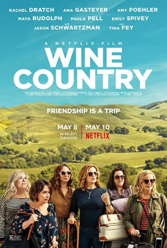 Винная страна / Wine Country (2019) WEB-DL 1080p