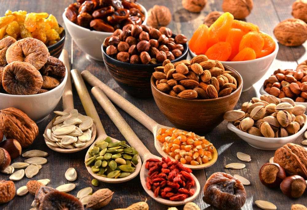 Доставка орехов, сухофруктов