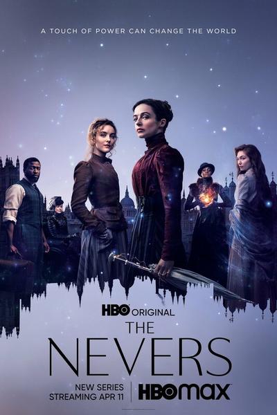 Невероятные / The Nevers [Сезон: 1, Серии: 1-4 (6)] (2021) WEB-DL 1080p | HDrezka Studio