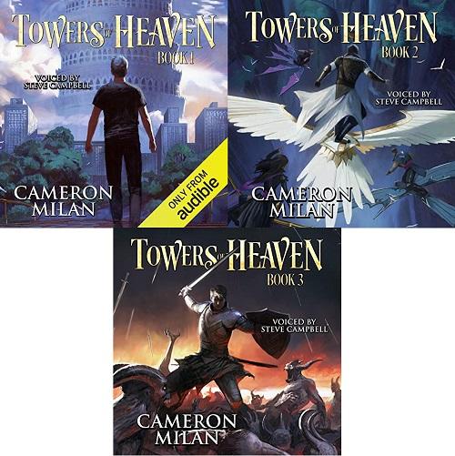 Towers of Heaven Series Book 1-3 - Cameron Milan
