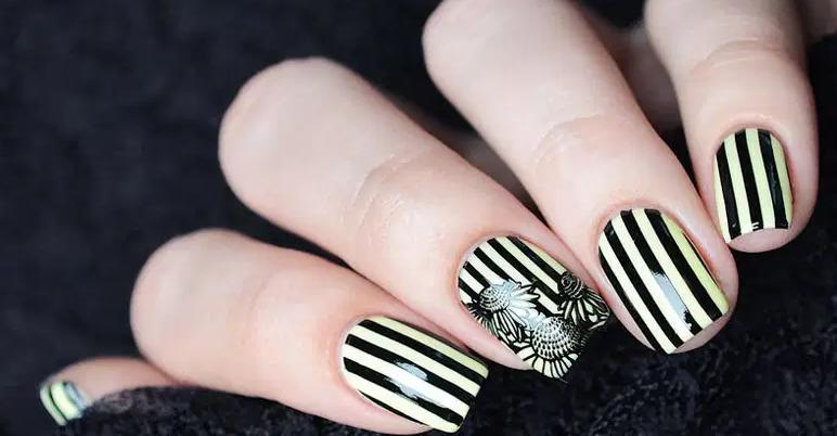 Как делать стемпинг на ногтях: без каких материалов не обойтись