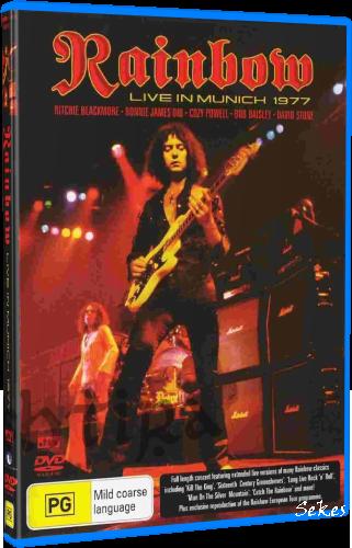 Rainbow - Live in Munich 1977 (2019, Blu-ray)