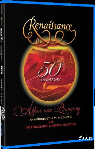Renaissance - 50th Anniversary Ashes are Burning (2021, Blu-ray)
