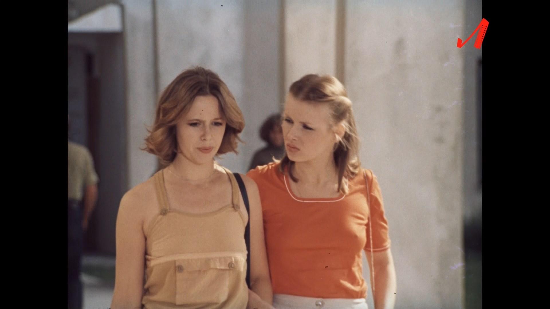 Тамара Акулова, Евгения Симонова. Контрольная по специальности (1981).3.jpg