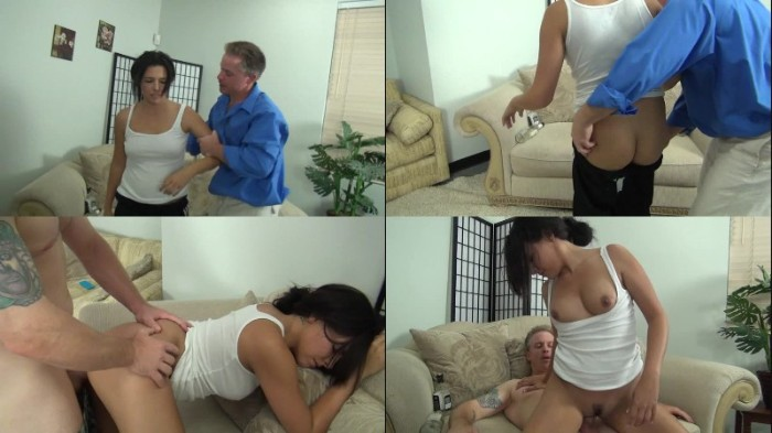 230c79430260fa7c43770f2197b02675 - Danica Dillon - Drunk Daughter Punished By Daddy - Teen Incest Family [480p/99.17 MB]