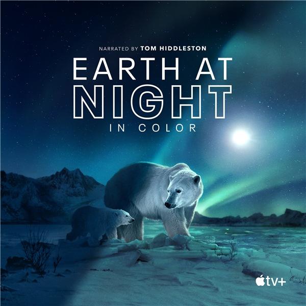 Земля ночью в цвете / Earth at Night in Color [S01-02] (2020-2021) WEB-DL 1080p | TVShows