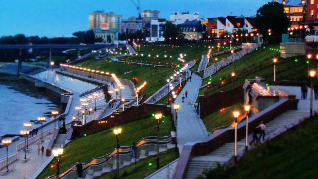 Тюмень, Сибирь
