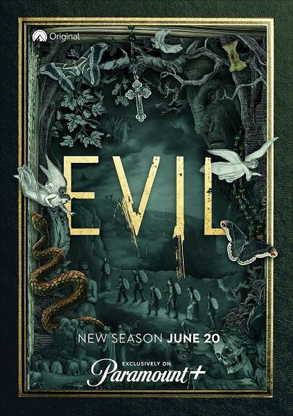 Зло / Evil [1-2 сезон] (2019-2021) WEB-DLRip | LostFilm