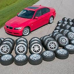 Выбор и покупка шин на легковой автомобиль