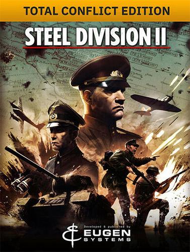 Steel Division 2: Total Conflict Edition – v54734 + 23 DLCs