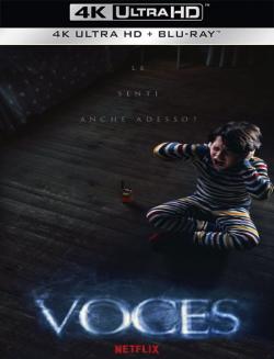 Voces (2020) .mkv 4K 2160p WEBDL HEVC H265 SDR ITA ENG AC3 EAC3 Subs VaRieD