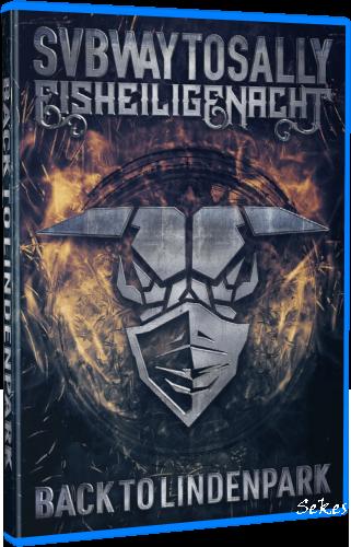Subway To Sally - Eisheilige Nacht Back To Lindenpark (2021, Blu-ray)