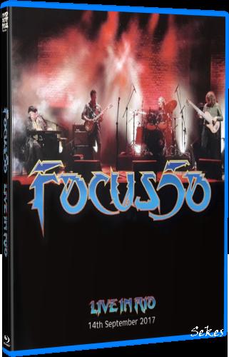 Focus - Focus 50 Live in Rio (2021, BDRip 1080p)