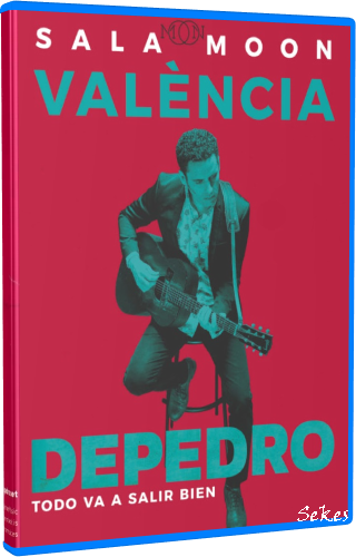 DePedro - Todo va a salir bien (2018, Blu-ray)