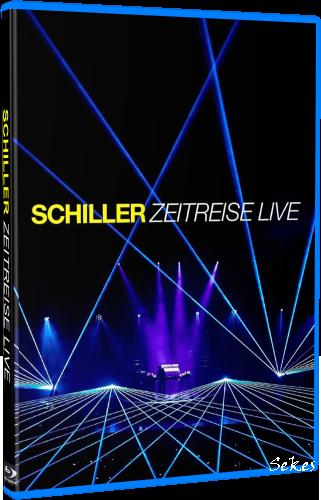 Schiller - Zeitreise Live (2016, Blu-ray)