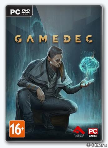 Gamedec 1.0.40.r46225/dlc Repack Other s (x64) (2021) {Multi/Rus}